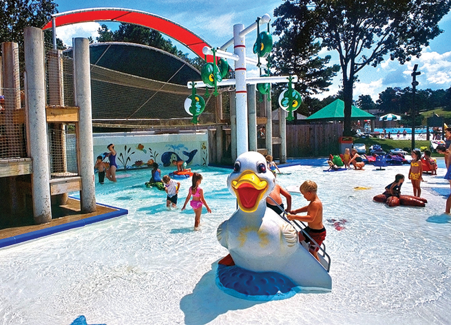 Make a Splash at Wild River Country