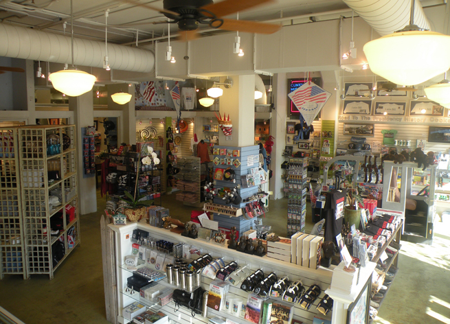 Clinton Museum Store