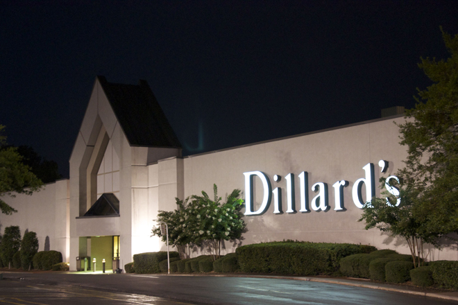 Shares of Dillard's Close Again at Record High