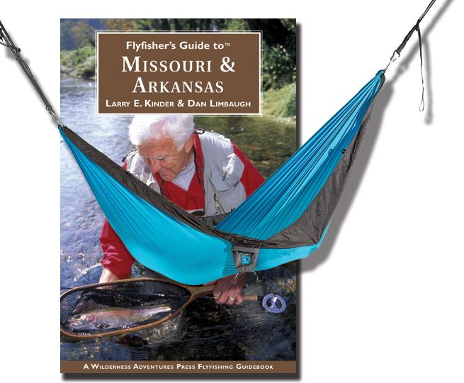 Fly Fisher's Guide to Missouri & Arkansas / Kammok Roo Hammock