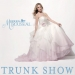 Modern Trousseau Trunk Show at She Said Yes Bridal in Rogers