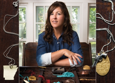 Robinson Lane's Christy Bourns Strikes Chord with Locally Made Jewelry