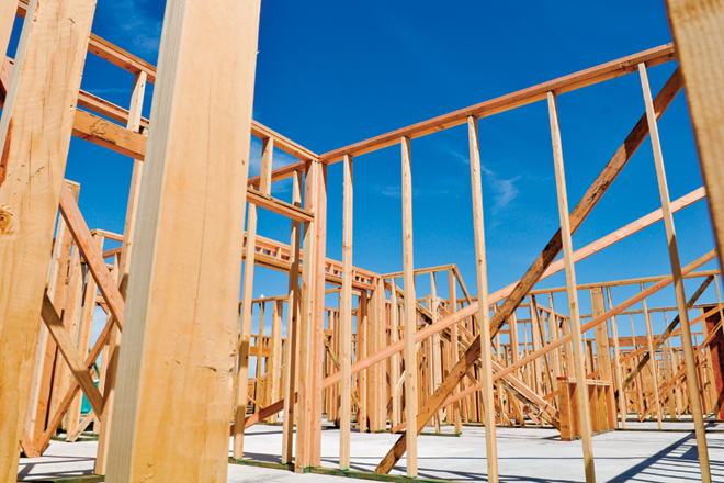 Builders Optimism Slides for 3rd Consecutive Month