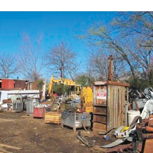 Conway Council Considers Purchase Of Scrap Yard Site