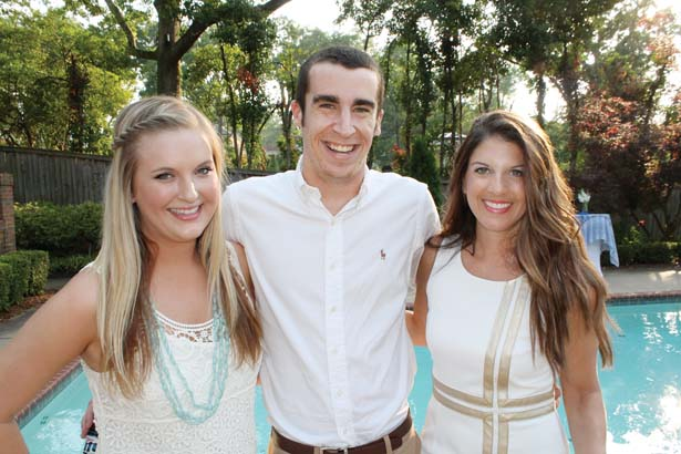 Stacey Bennett, Grey Hawkins, Ayasha Stewart