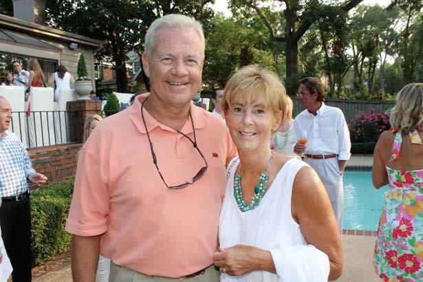 Steve and Adele Evans