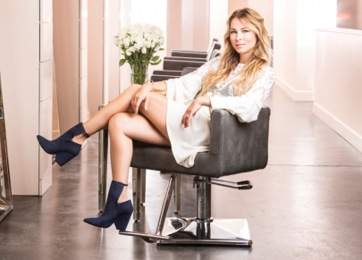 Hairstylist Carrie Parsons-Bell Opens New, Expanded Salon Scarlet