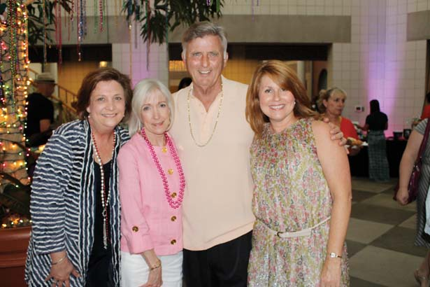Stacy Sells, Ginger and Gov. Mike Beebe, Rebecca Gwatney