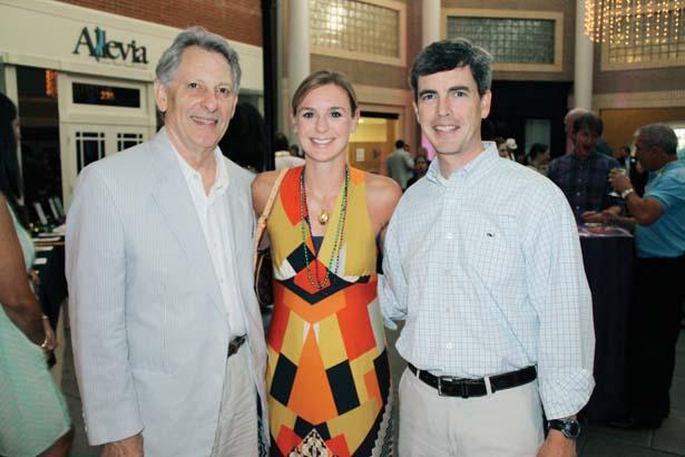 Ron Hughes, Amy and Joshua Maddox