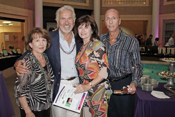 Mary Beth Caldwell, Dennis and Gayla Jungmeyer, Daniel Eaton