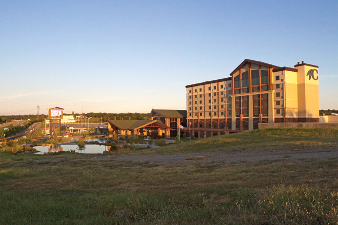 Choctaw casino fort smith