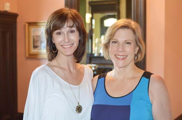 Valerie Moran, Suzanne Strickland