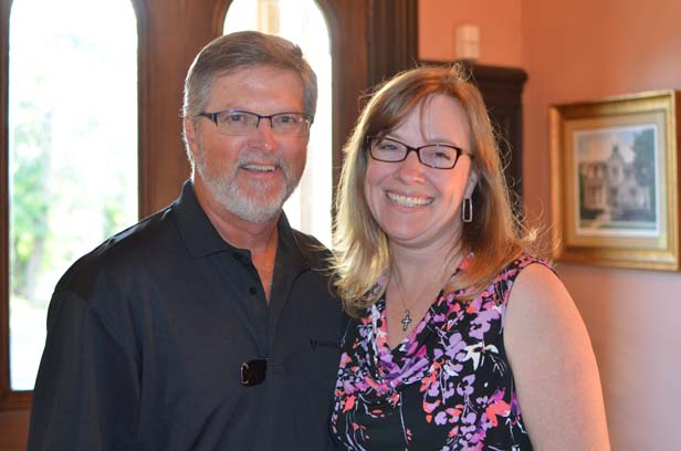 Mark and Jennifer Cherry