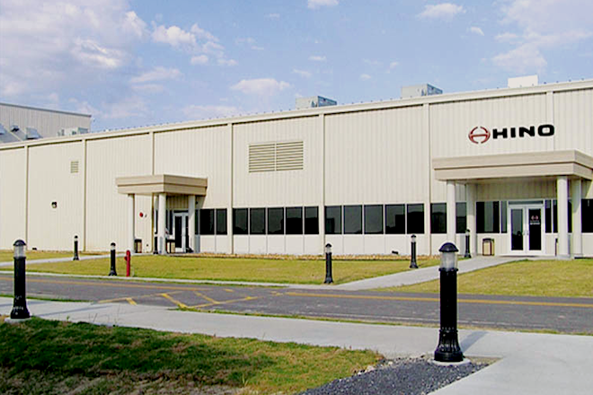 hino plant in marion to expand add 200 jobs invest 55m