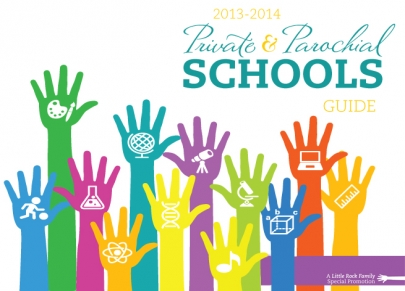 2013-2014 Guide to Central Arkansas Private Schools