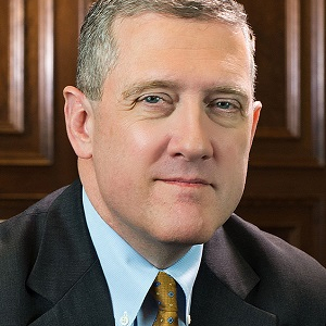 St. Louis Fed's James Bullard: Rates Are Good As Is