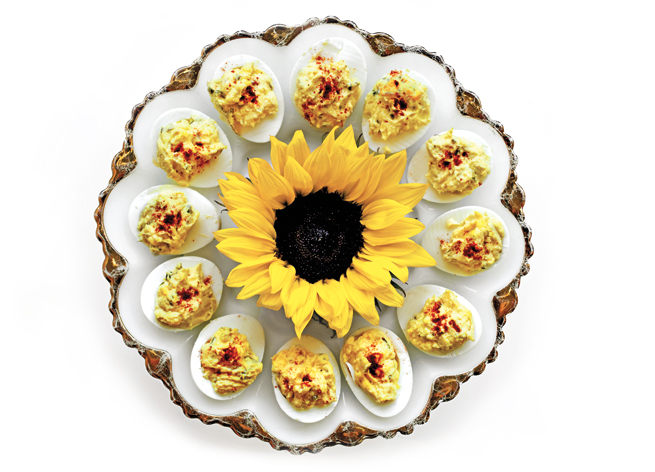 Deviled Eggs from Catering to You