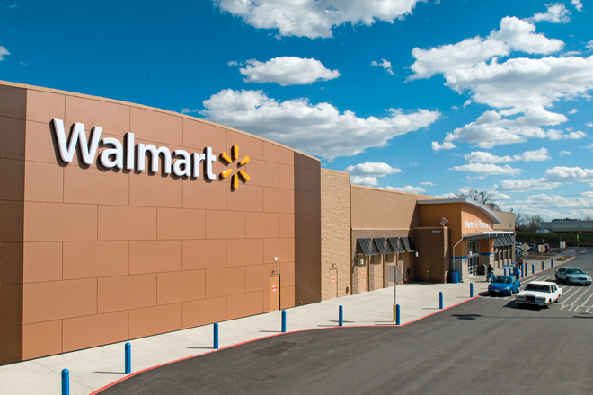 Wal-Mart Cheered, Jeered for Solar Power Efforts