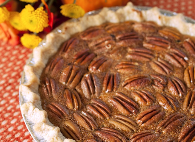 Pecan Pie from Charlotte's Eats & Sweets
