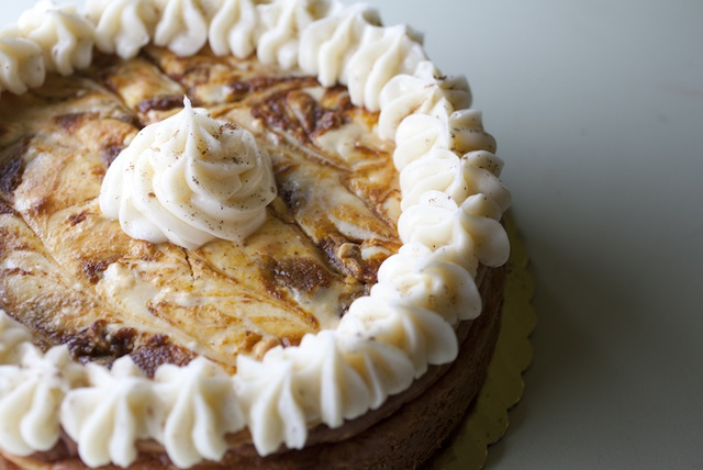 Pumpkin Cheesecake Cake from Brown Sugar Bakeshop