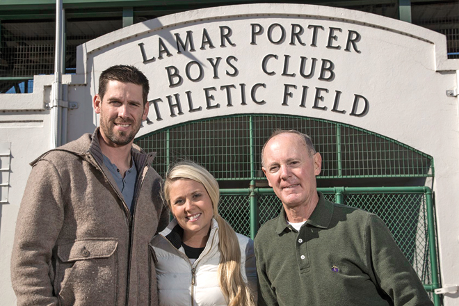 Lamar Porter Baseball Complex Draws Roster of Star Power for $5.6M Makeover