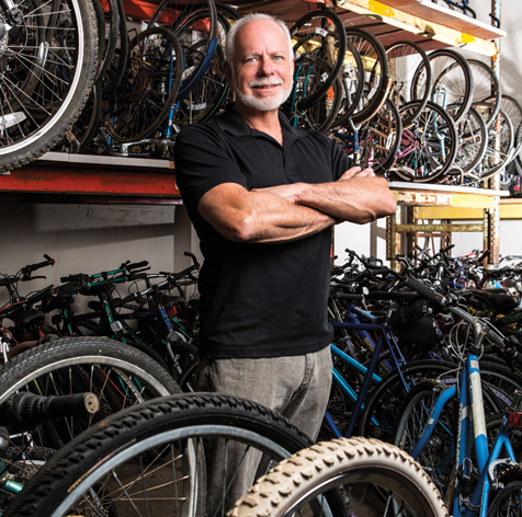 Donate Bikes In Little Rock Ron King