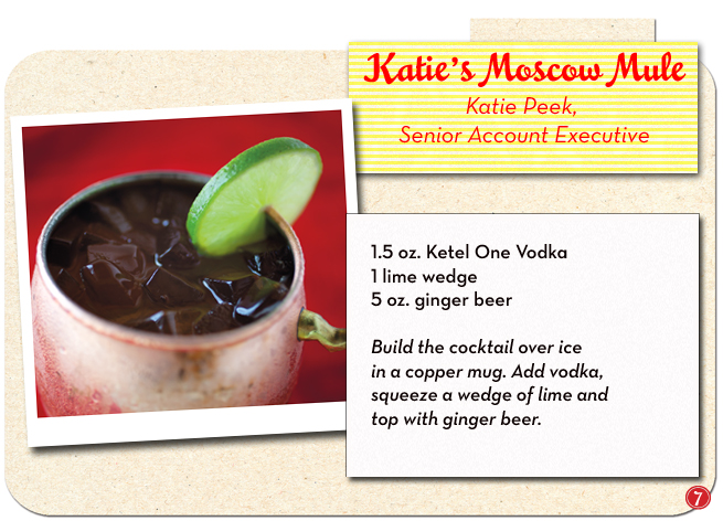 Katie's Moscow Mule
