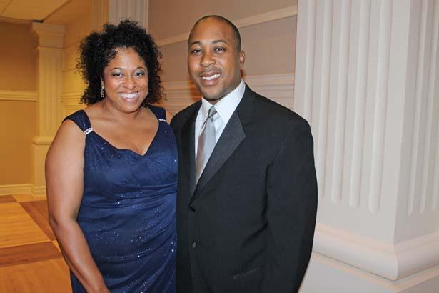 Carmen and Rodney Parks
