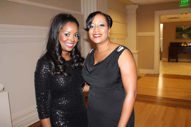 Tiffani Butler, Angela Thomas