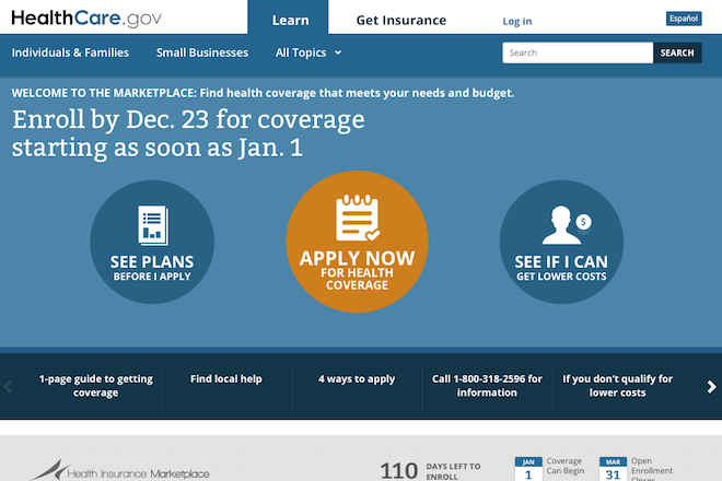 1,400 Arkansans Sign Up for Insurance Via Healthcare.gov