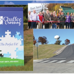 Communities Meet at Chaffee Crossing