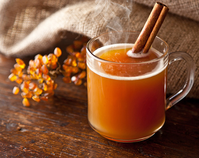 Hot Mulled Cider Recipe Offers Spicy Holiday Treat ...