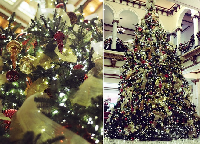 Best Decorated Christmas Trees