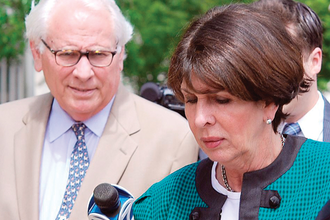 Martha Shoffner, Convicted of Bribery, to Be Sentenced Today