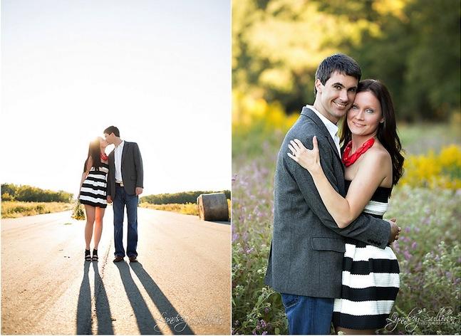 Little Rock Engagement: Niki Heffington & Kyle Elmore