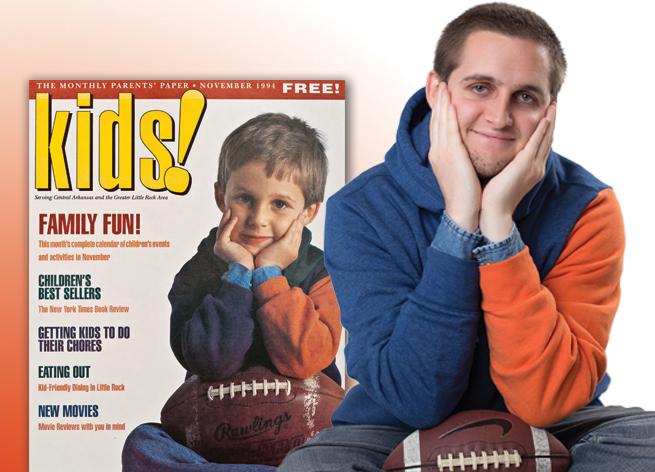Max Farrell age 4 Max Farrell age 24 Kids