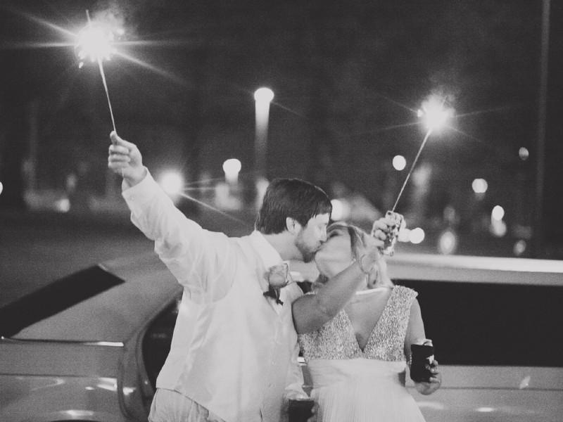 Real Weddings - Sarah DeHart Nicholas Culpepper