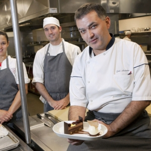 Chef Joël Antunes Stresses 'Friendly' Food at Ashley's