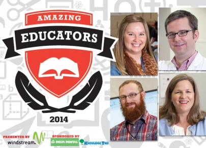 Meet Little Rock Family's 2014 'Amazing Educators'