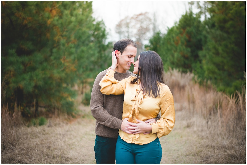 Hope Engagement: Ann Lee Carter & Colby Powell