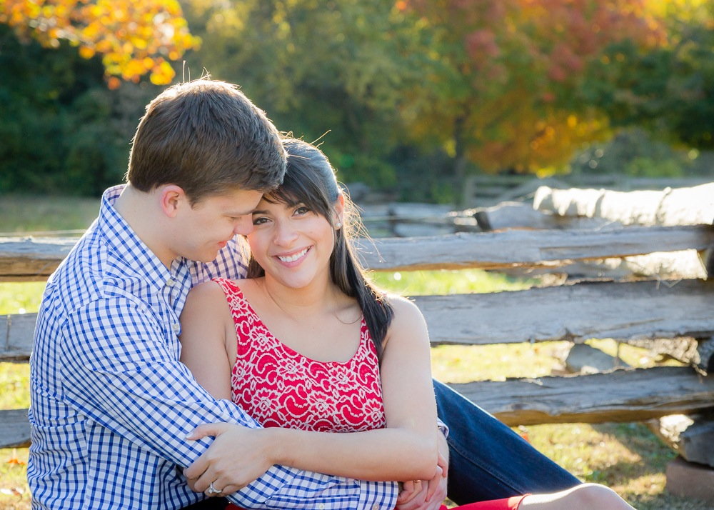 Northwest Arkansas Engagement: Claudette Rodriguez & Daniel Watterson