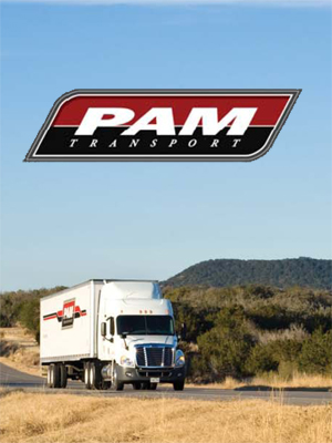 Hot Trailer Touches Off PAM Transport Lawsuit