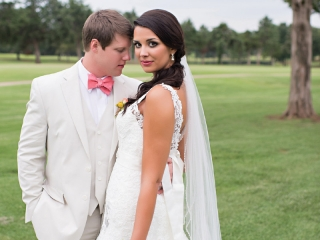 Love Is 'The Real Thing' at Cara White and Andrew Sills' Real Arkansas Wedding in Searcy