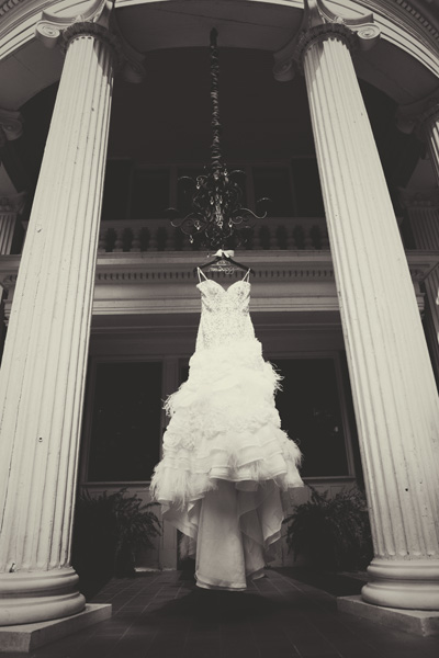 Real Wedding: Natalie Petty's Glamorous Nuptuals in Little Rock