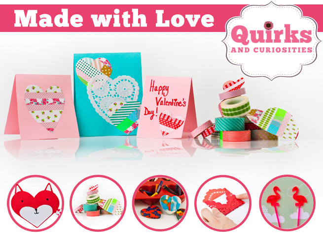 5 Ways to Craft a Homemade Valentines Day Card for Your Sweetie – Create Your Own Valentine Card Online Free