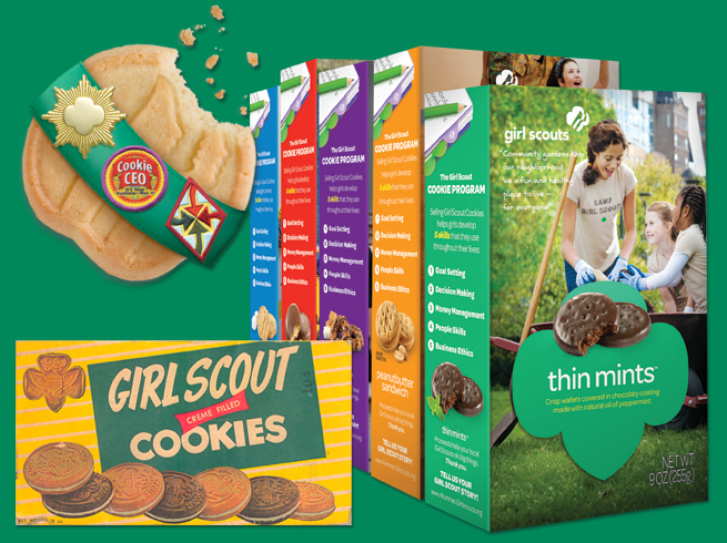 where to get girl scout cookies and how it all got cooking