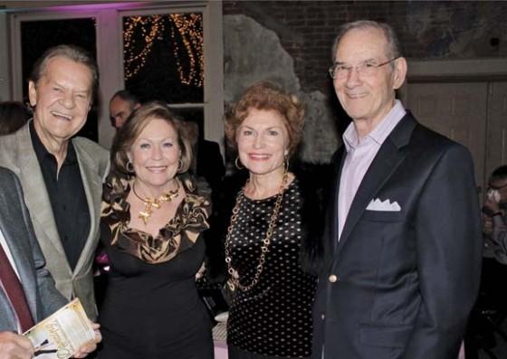 Steve Stevens, Belinda Shults, Ann and Grady McCoy