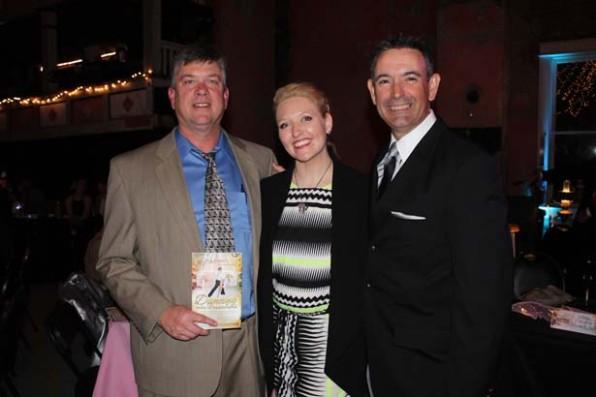 Jeff Roper, Lisa Sheridan, Bob Long