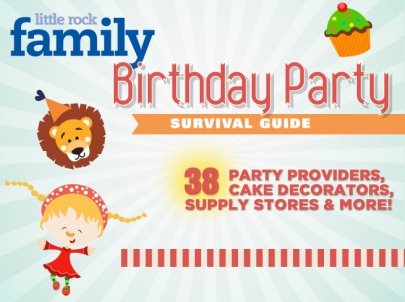 2014 Birthday Party Survival Guide: Venues, Bakeries, Party Planners & Supplies