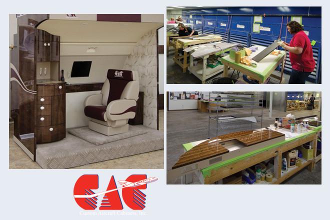 Custom Aircraft Cabinets of Sherwood Sells to the World | Arkansas ...